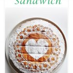 Victoria Sandwich Pinterest Image