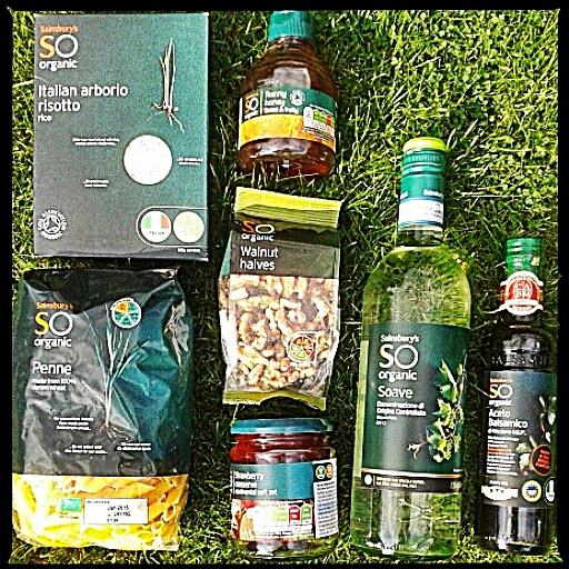 Sainsbury's So Organic range