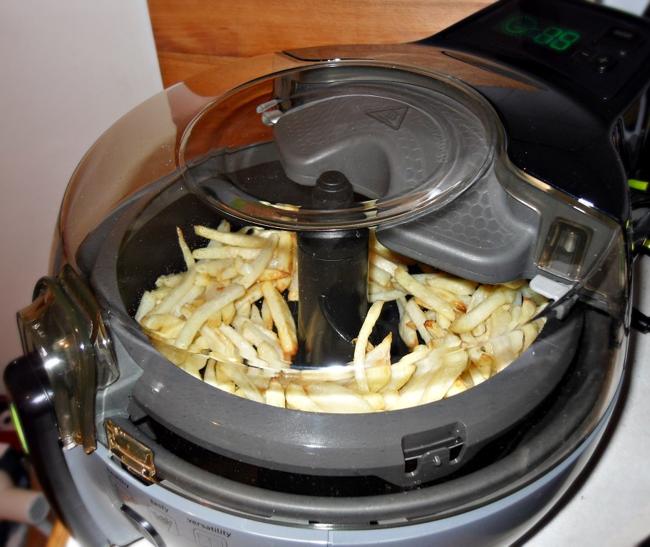 Tefal Actifry Family 1.5 ltr, chips, healthy, air fry, review