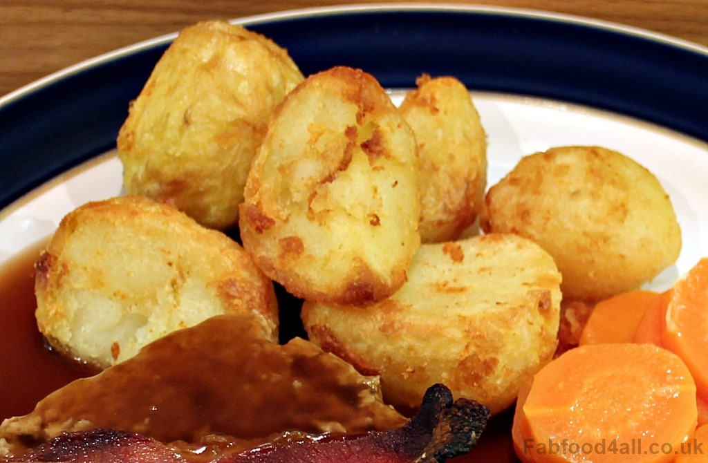 ActiFry Roast Potatoes, quick, easy, oil,low fat, rapeseed oil