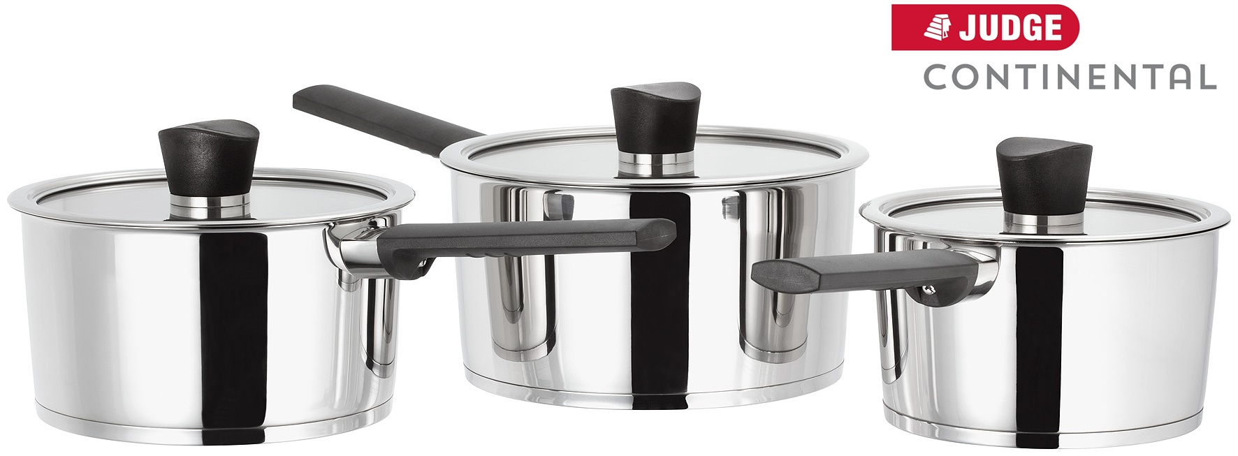 Judge Continental 3 Saucepan Set, competition, giveaway, win