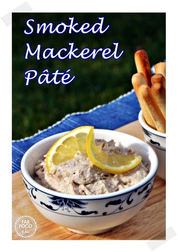Smoked Mackerel Pate (Pinterest Image)