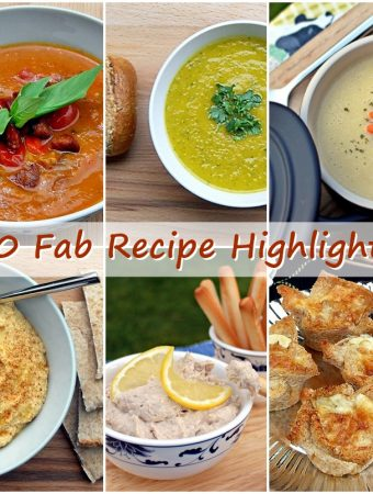 20 Fab Recipe Highlights, Fab Food 4 All 3rd Anniversary, quick, easy, delicious, vegetarian, recipes