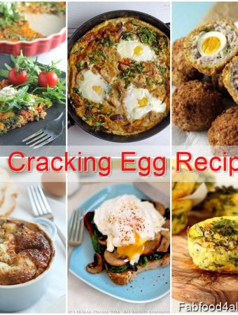 24 Cracking Egg Recipes