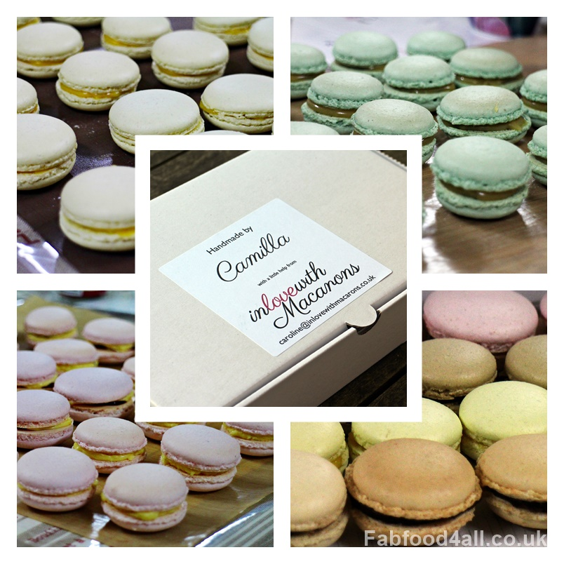 In Love with Macarons Workshop, review, macarons, tutorial