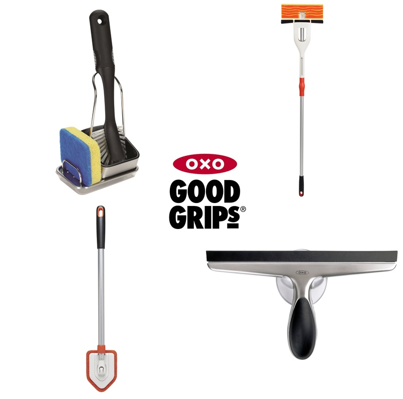 Oxo Spring Clean Giveaway worth £68