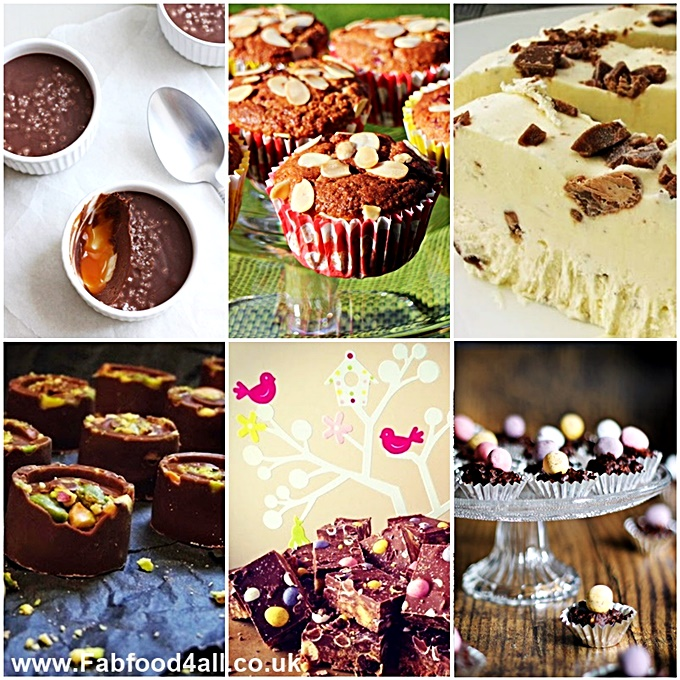 24 Ways to Use Up Leftover Easter Eggs recipe pics
