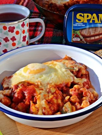 Chilli SPAM & Eggs