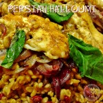 Persian Halloumi from Gousto - Fab Food 4 All