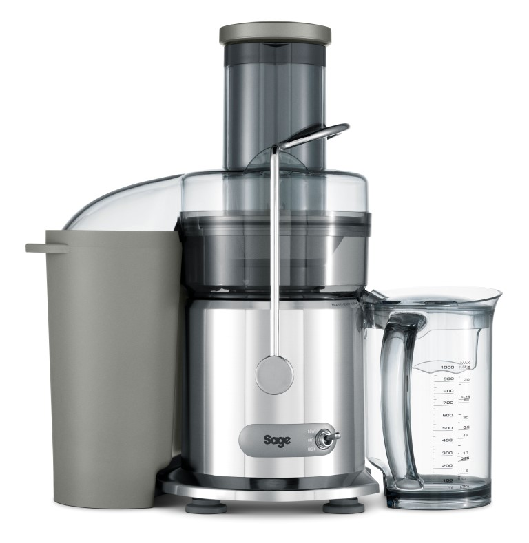 Win a Sage by Heston Blumenthal the Nutri Juicer rrp £149.99 Ends 5/10/15 - Fab Food 4 All