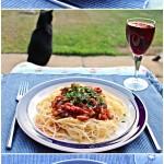 Chorizo & Green Bean Ragù, so quick and delicious! - Fab Food 4 All