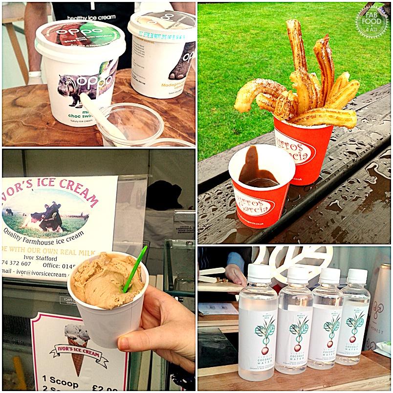 BBC Good Food Festival, Hampton Court 2015 - Fab Food 4 All