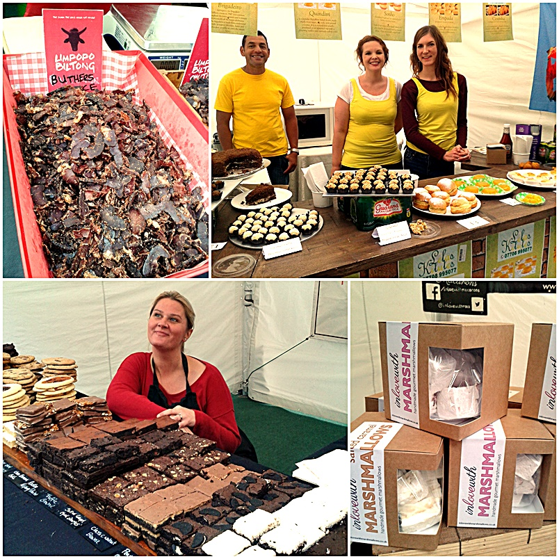 Woking Food Festival Highlights 2015 - Fab Food 4 All