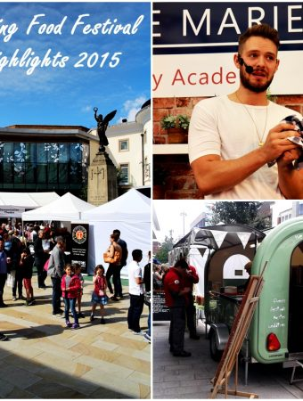 Woking Food Festival Highlights 2015