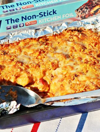 Sausage Gnocchi Bake