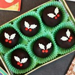 Christmas Coffee Truffles - Fab Food 4 All