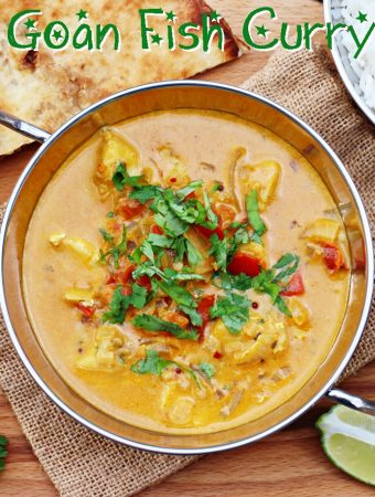 SimplyCook Review and Goan Fish Curry