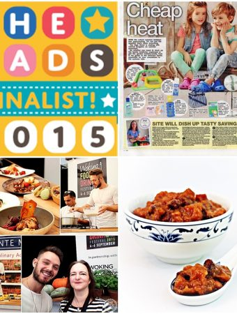 Fab Food 4 All 2015 Highlights + 30 Food Bloggers Most Popular Recipes