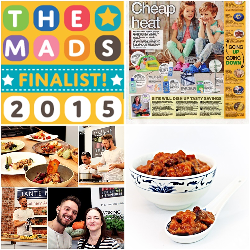 2015 Highlights - Fab Food 4 All