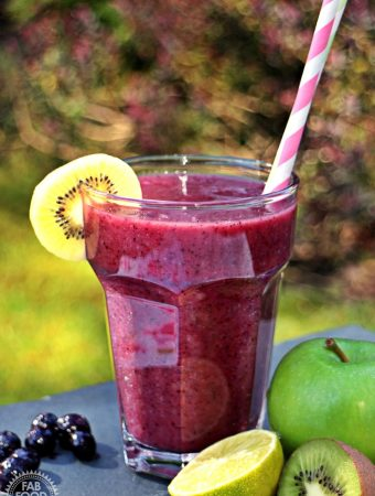 5-a-Day Fruit Smoothie - Fab Food 4 All