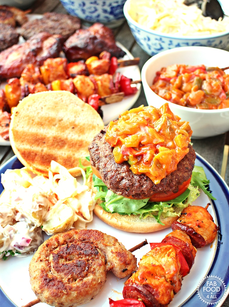 Best Ever Chunky BBQ Relish - Fab Food 4 All