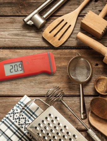 SuperFast Thermapen 4 Review & Giveaway worth £60