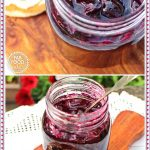 Cherry Jam Pinterest image.