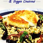Golden Mozzarella & Veggie Couscous + Gousto Review