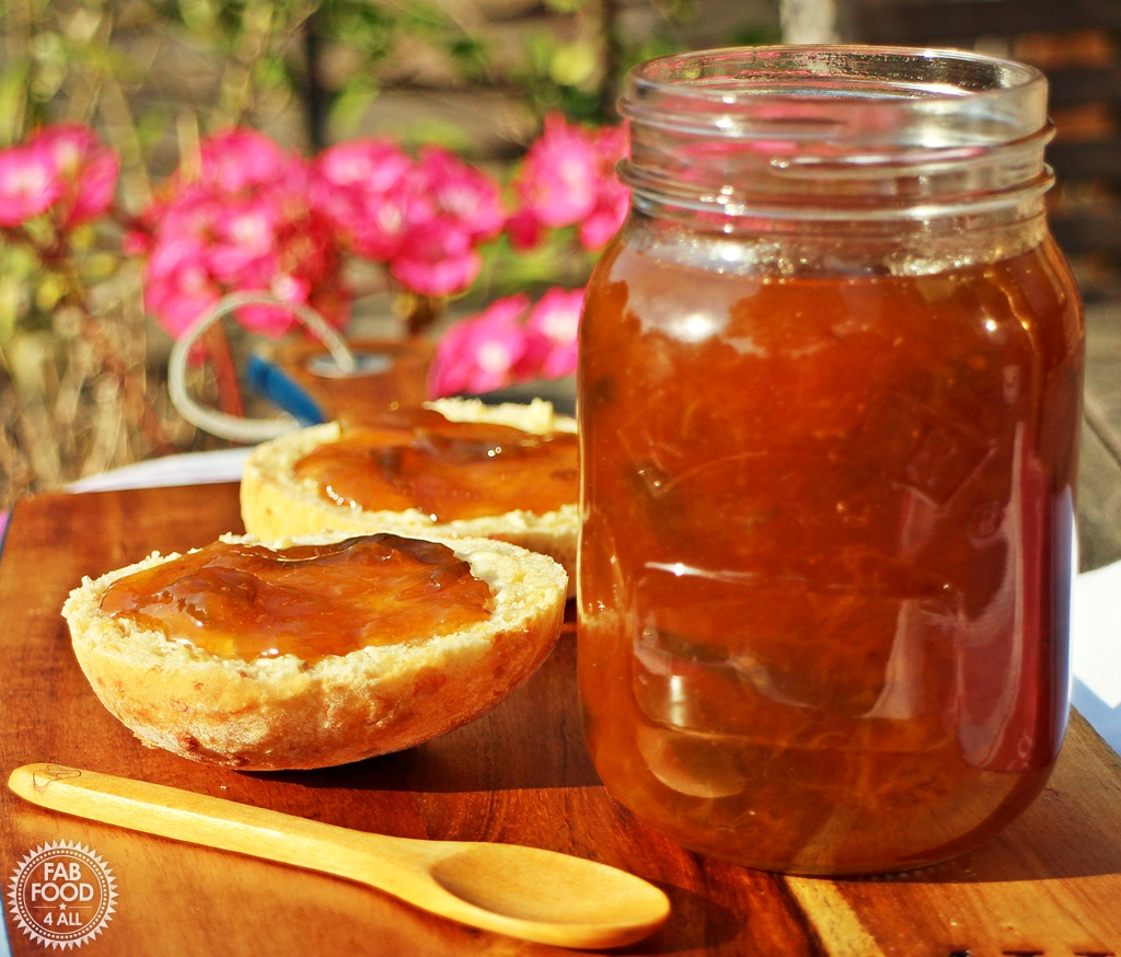 Greengage Jam - Fab Food 4 All