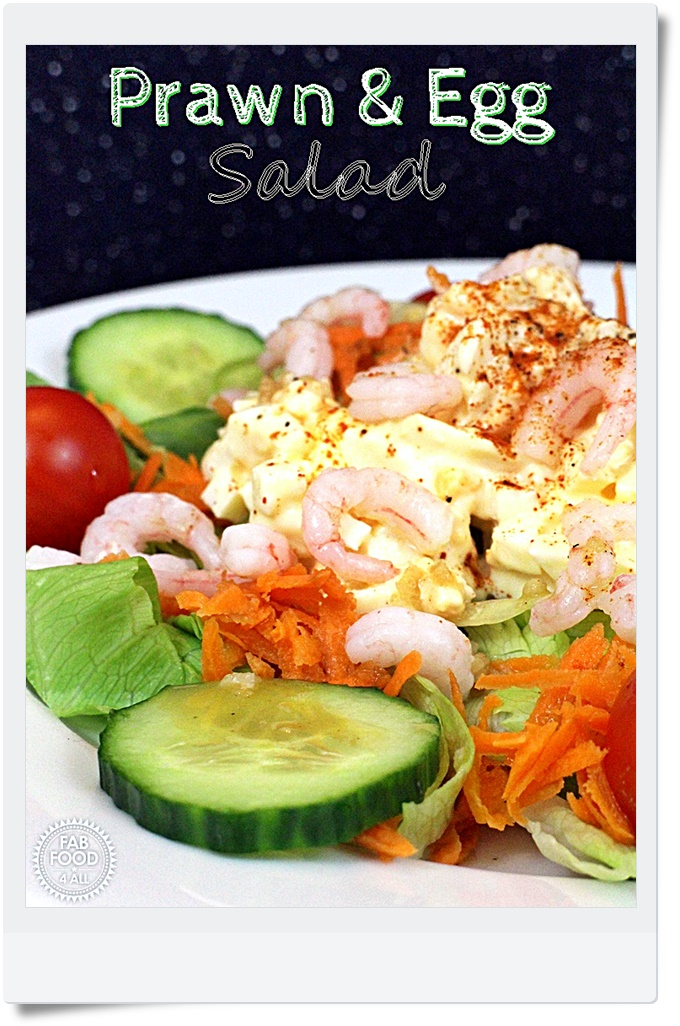 Prawn & Egg Salad (Pinterest Image)
