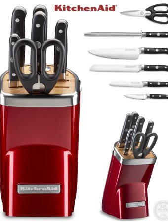 Win a KitchenAid 7 Piece Knife Set worth £429 – Closed