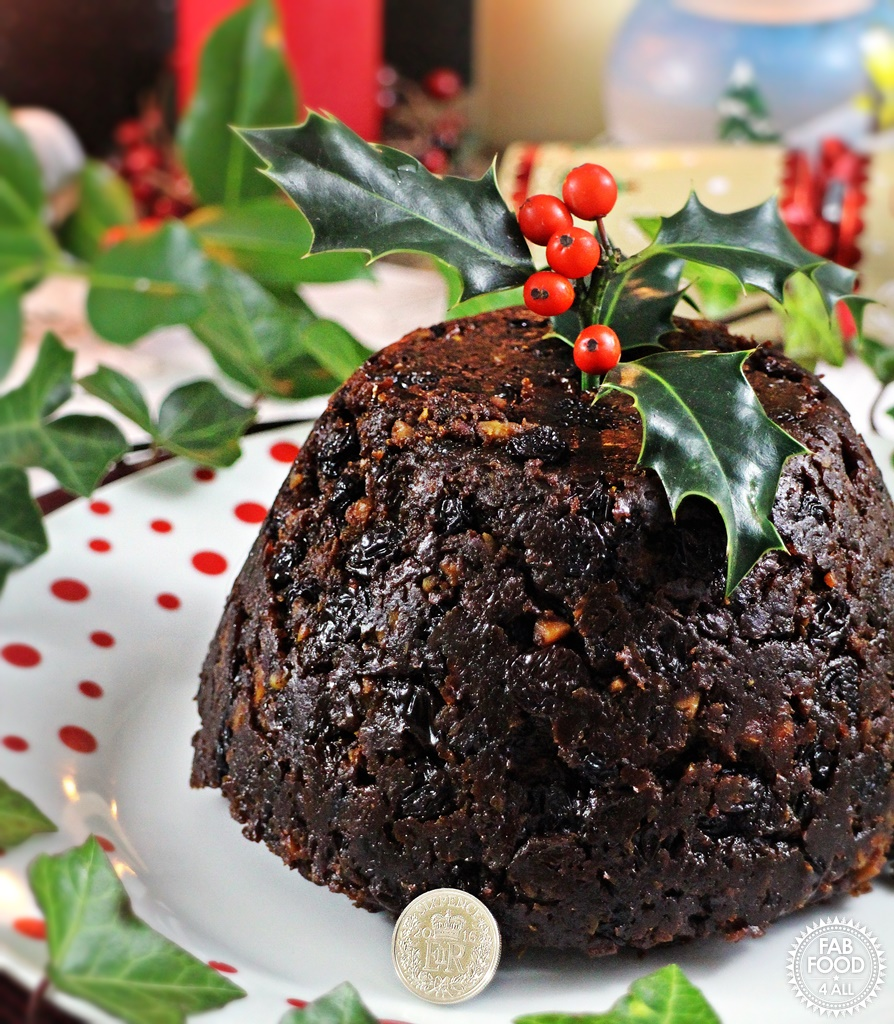 Royal Mint Christmas Pudding & Stir-Up Sunday - Fab Food 4 All