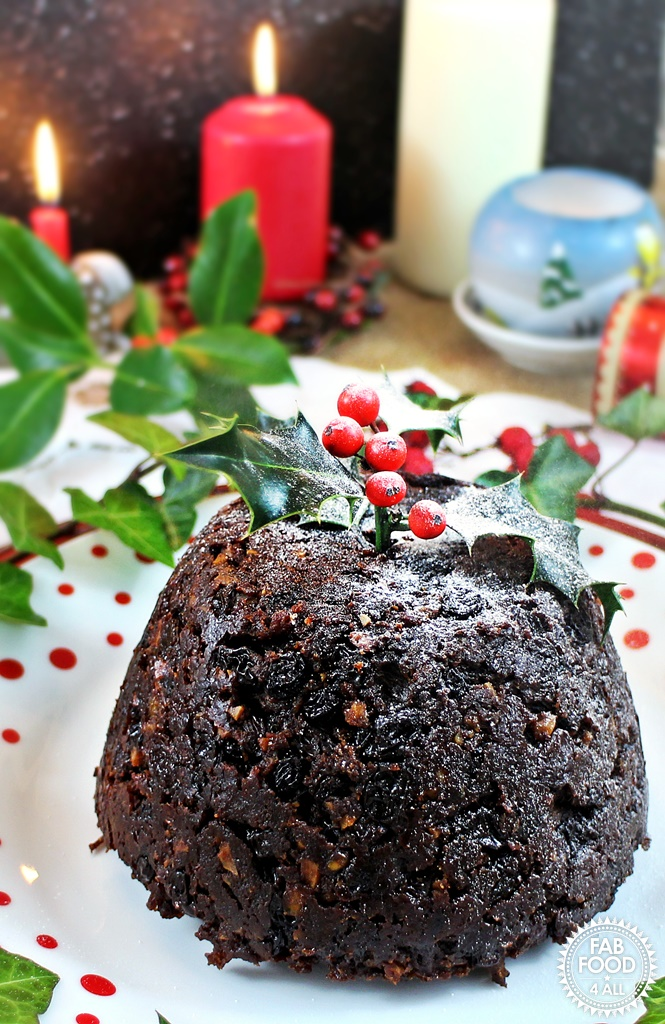 The Royal Mint Christmas Pudding & Stir-Up Sunday - Fab Food 4 All