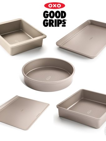 Win Oxo Good Grips Non-stick Pro Bakeware set rrp £110 – closed