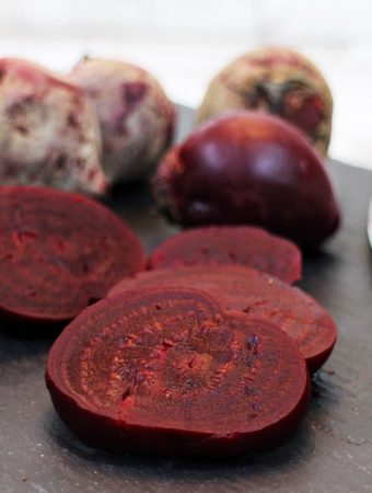 Simple Slow Cooked Beetroot – so easy!