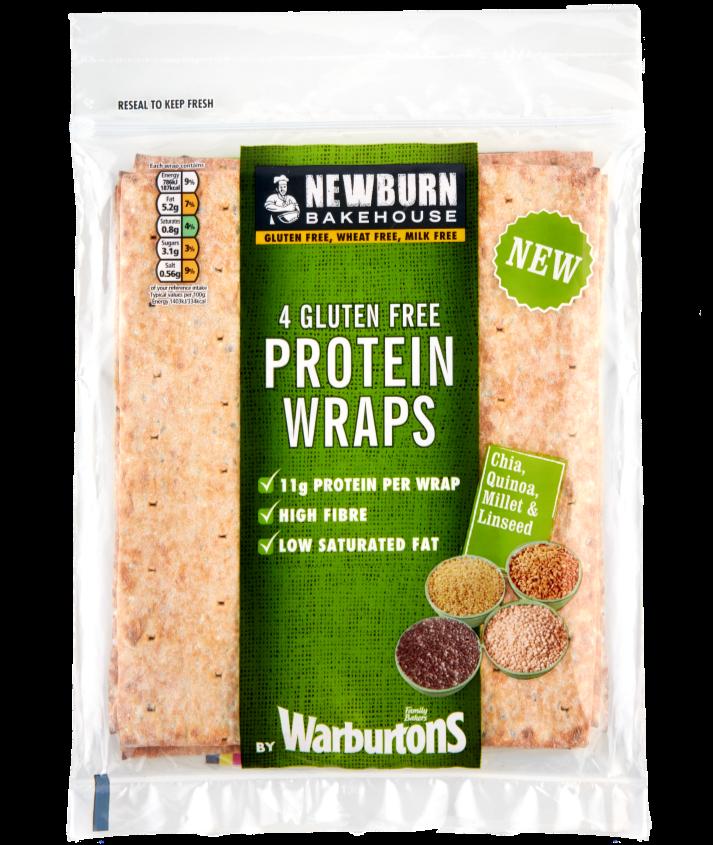 Win a Gluten Free Health & Fitness Hamper from Newburn Bakehouse via @fabfood4all