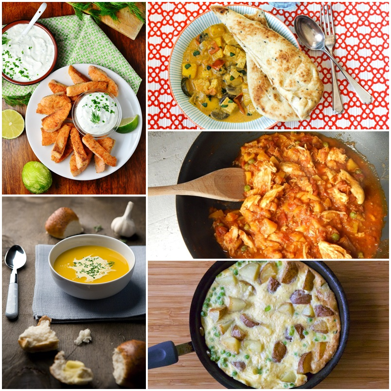 Kid's Favourite Recipes + Tips to get them Eating @FabFood4All