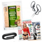 Win a Gluten Free Health & Fitness Hamper from Newburn Bakehouse via @fabfood4all