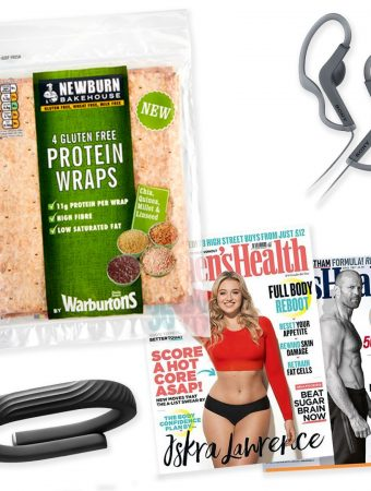 Win a Gluten Free Health & Fitness Hamper from Newburn Bakehouse rrp £193 – closed