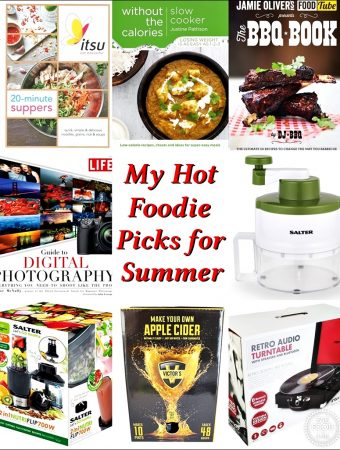 My Hot Foodie Picks for Summer!