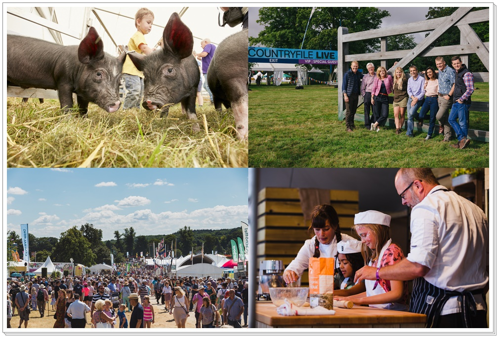 Win a fabulous day out at BBC Countryfile Live, Blenheim Palace