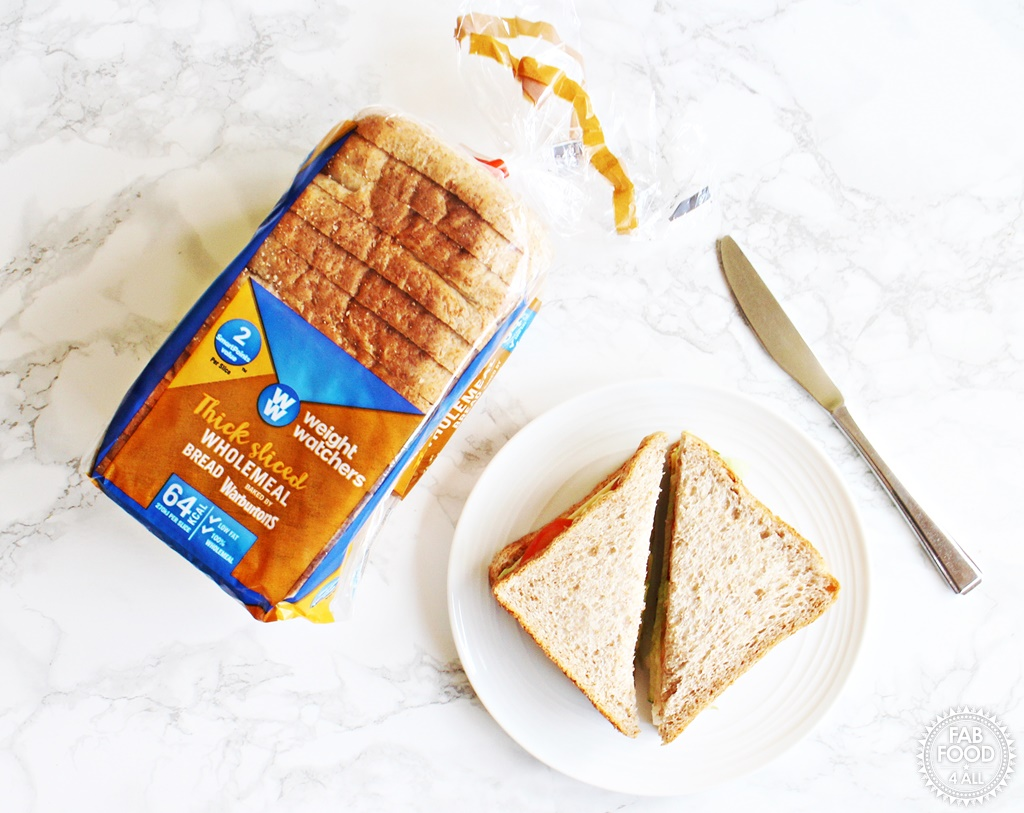Weight Watchers Wholemeal Bread review - Fab Food 4 All