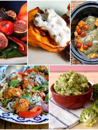 Weight Watchers recipes from food bloggers - Fab Food 4 All