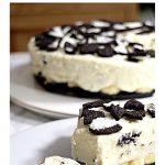 Banoreo Cheesecake Pinterest image
