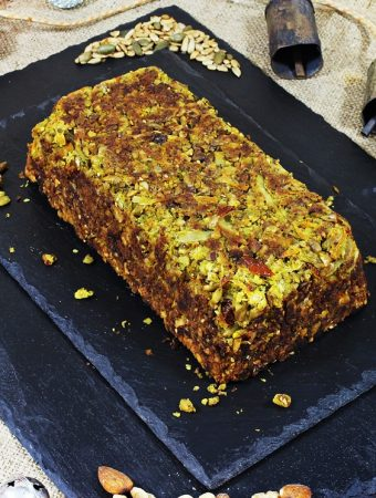 Nut Roast (vegan & gluten-free)