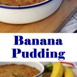 Banana Pudding pin image