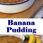 Banana Pudding pin image