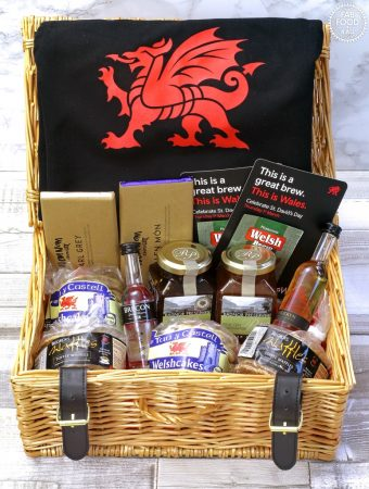 Win a Welsh Food and Drink Hamper worth £50 #win #giveaway #competition