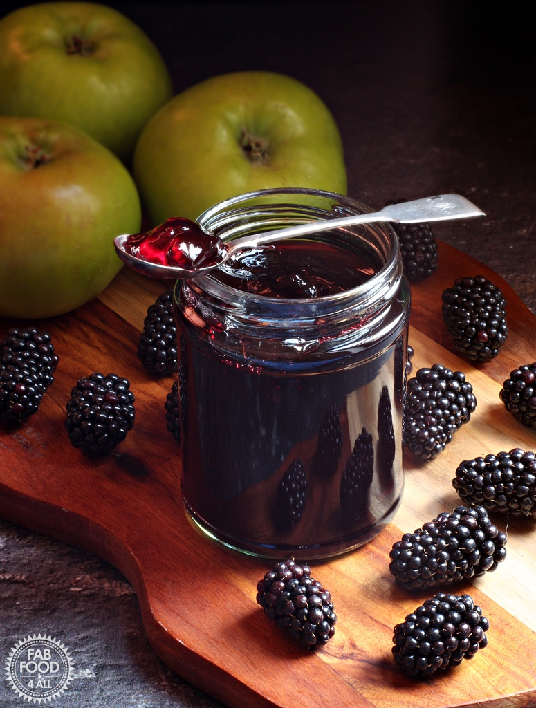 how to make blackberry jelly without pectin