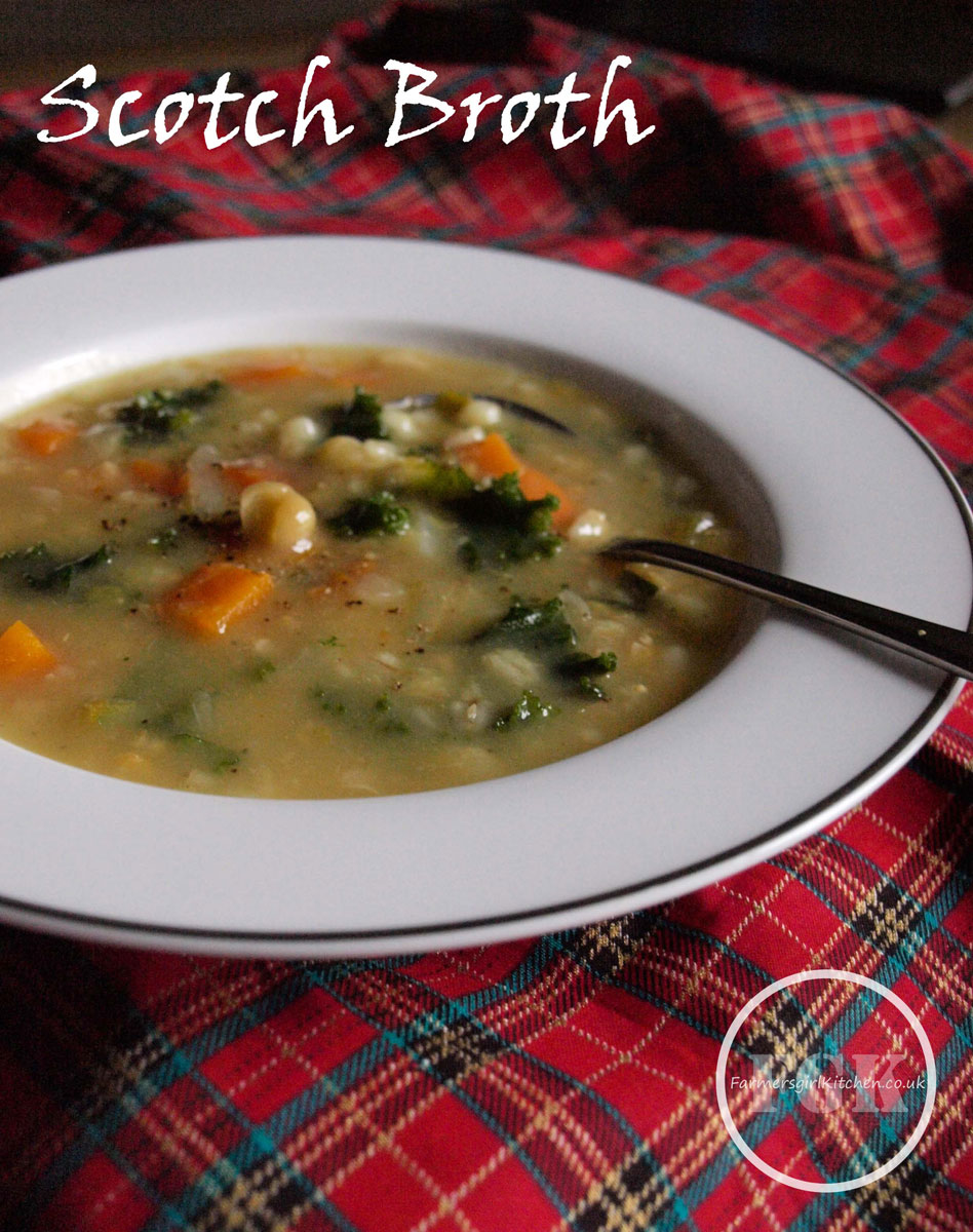 Scotch Broth from Farmersgirl Kitchen